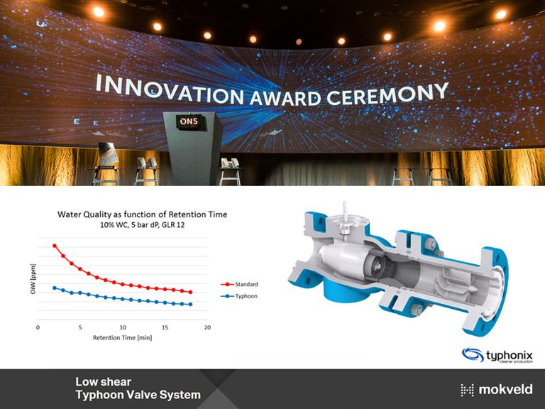 typhoon valve system is an ons2018 innovation award finalist