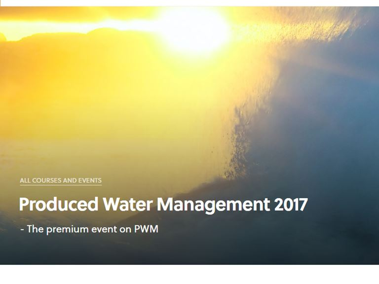 produced water management 2017